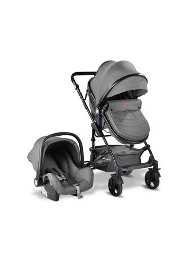 BabyHope Bh3007 Taşınabilir Puset Ve Bebek Arabası Renkli